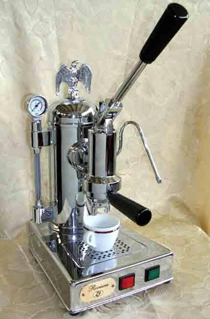Zacconi Coffee Espresso Machines Riviera Espresso
